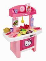 Кухня детская Smoby Hello Kitty с аксессуарами